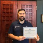 GWT's Brian Burgess Earns Designation as Certified Water Technologist