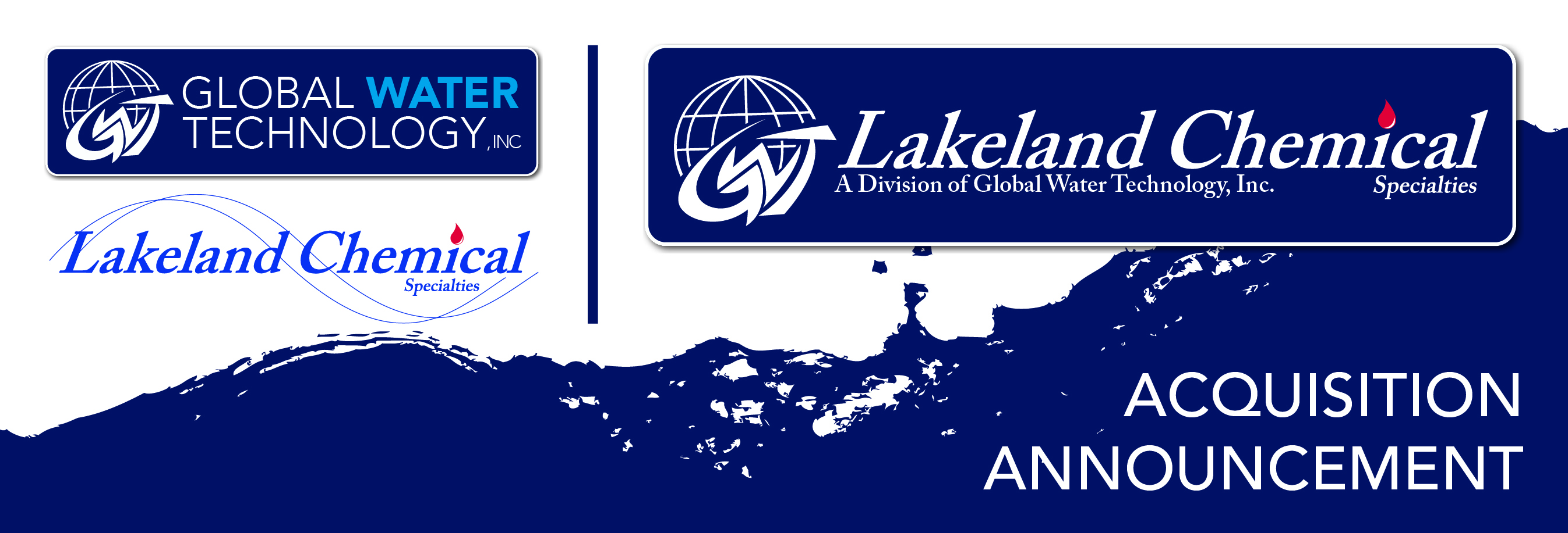 GWT Announces Acquisition of Lakeland Chemical Specialties